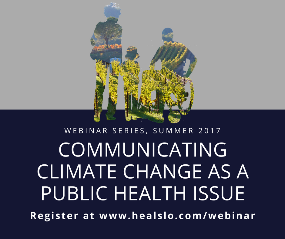 climate webinar series heal slo